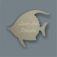 Angel Fish 3mm