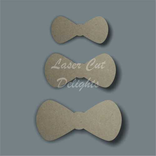 Bow Tie Simple 10x5cm