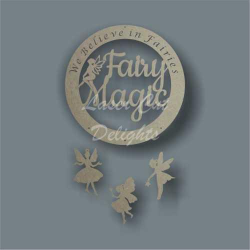 Dream Catcher - Fairy Magic 20cm 3mm