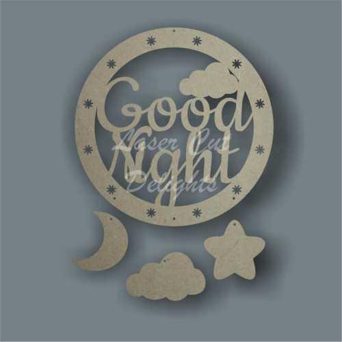 Dream Catcher - Good Night 20cm 3mm