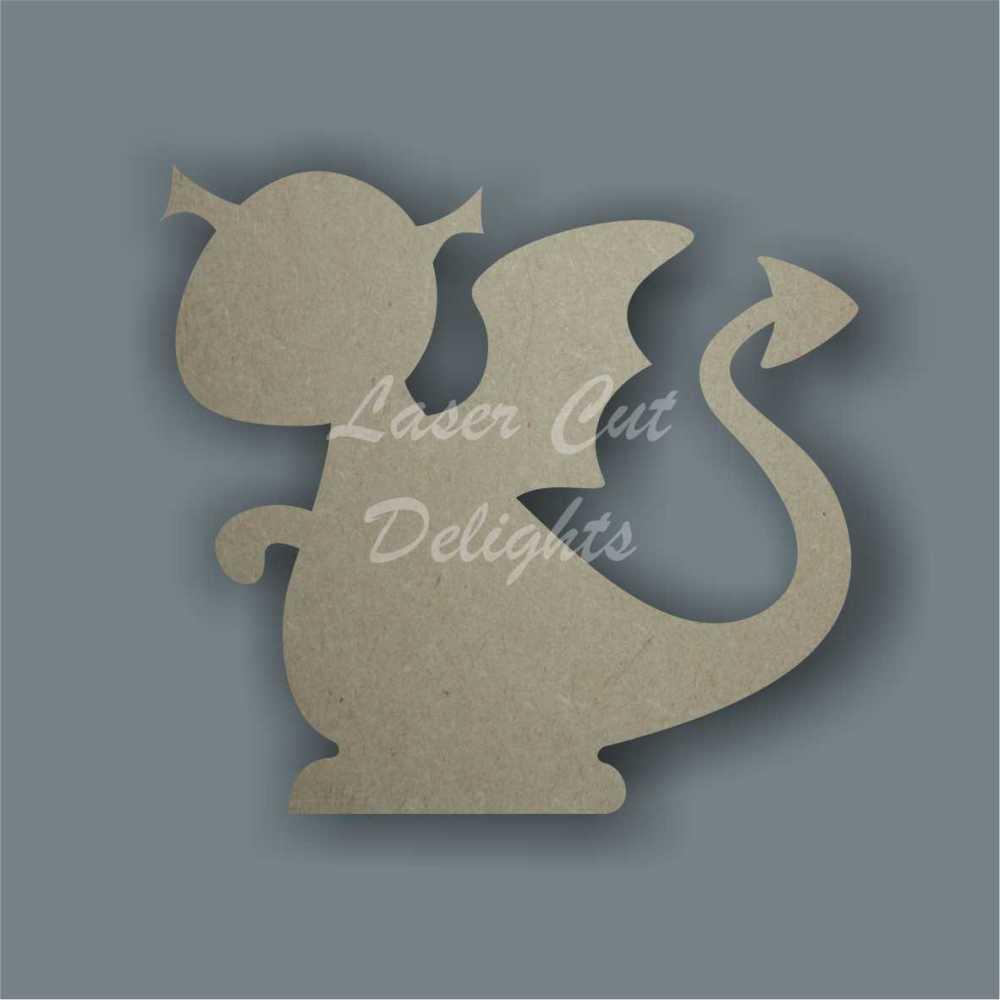Dragon Cute 10cm 3mm