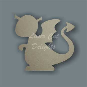 Dragon Cute 10cm 3mm