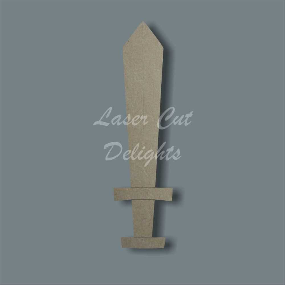 Sword - Knight 3mm