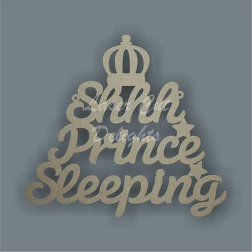 Shhhh... Prince / Princess Sleeping 20cm 3mm
