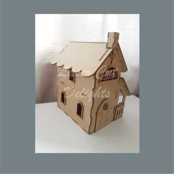 3D Freestanding Church 3mm