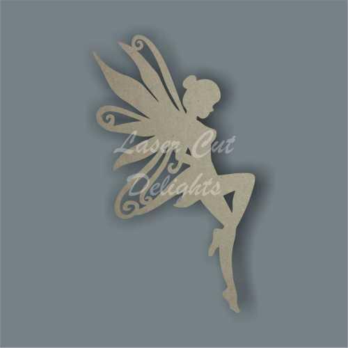 Fairy with Split Wings 10cm 3mm
