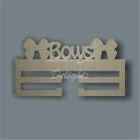Hanger - BOWS / Laser Cut Delights