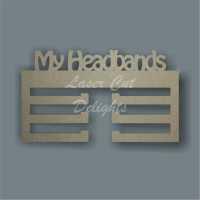 Hanger - My Headbands / Laser Cut Delights