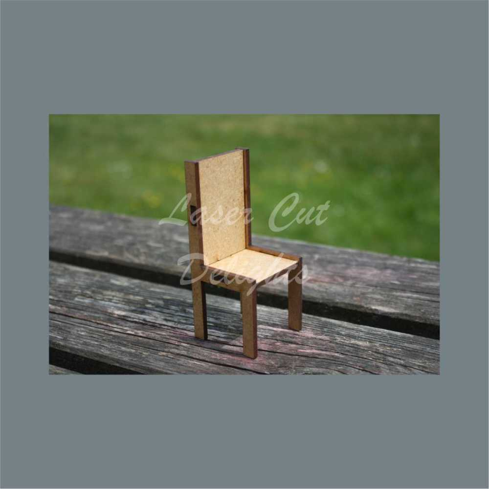 Chair - SMALL basic 10cm 3mm