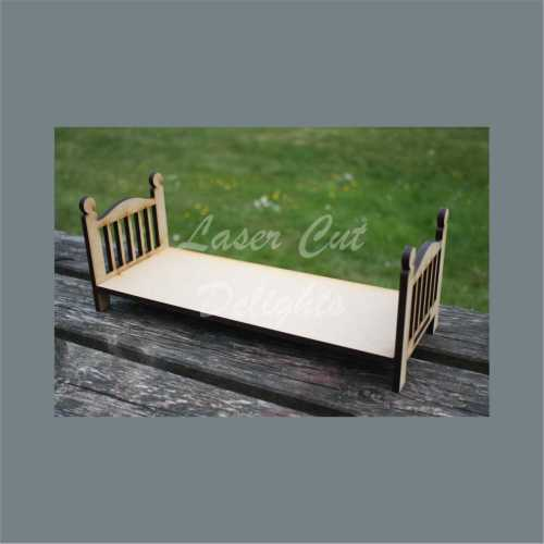 3D Elf Single Bed 6mm