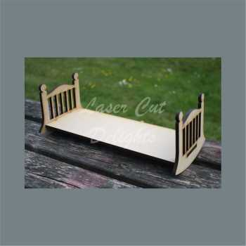 3D Elf Single Rocking Bed 6mm