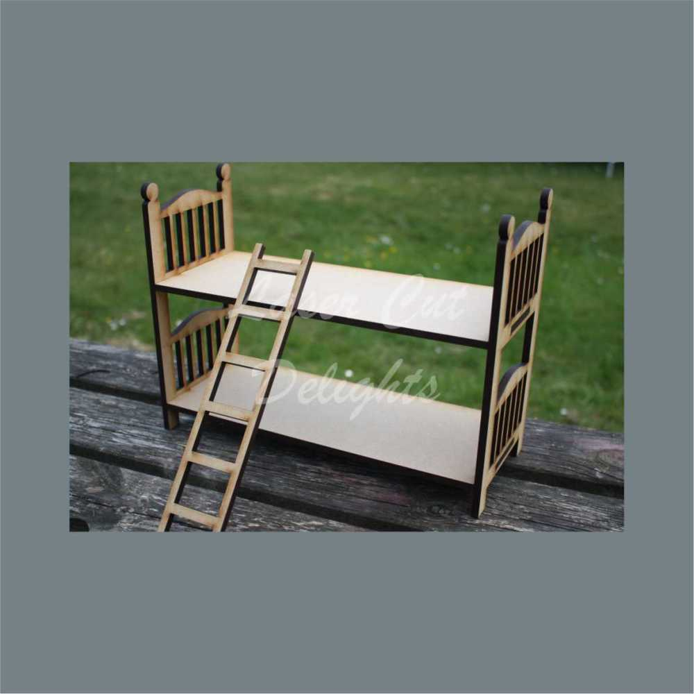 3D Elf Bunk Beds 6mm