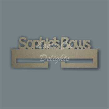 Hanger - Name's Bows / Laser Cut Delights