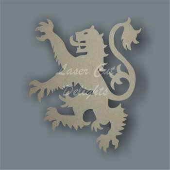 Rampant Lion 3mm