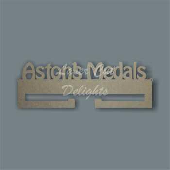 Medal NAME Hanger 30cm