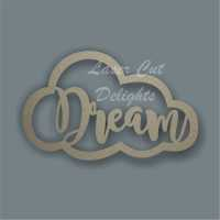 Name in Cloud / Laser Cut Delights