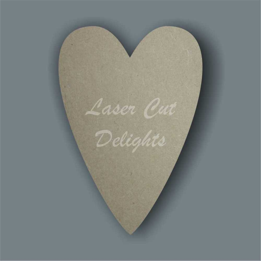 Heart Thin / Laser Cut Delights