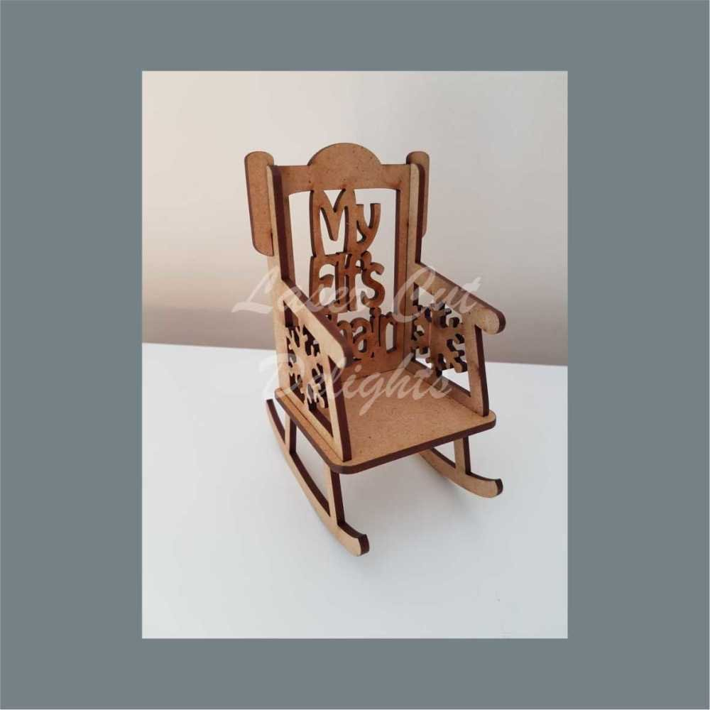 Chair - LARGE 20cm 3mm