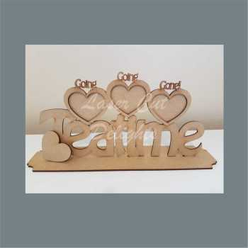 Photo Frames Wood Wooden Mdf Ply Craft Shape Craft Shapes