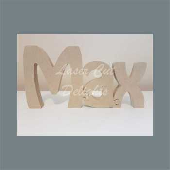 *Make Your Own PUZZLE JIGSAW Word/Name 18mm