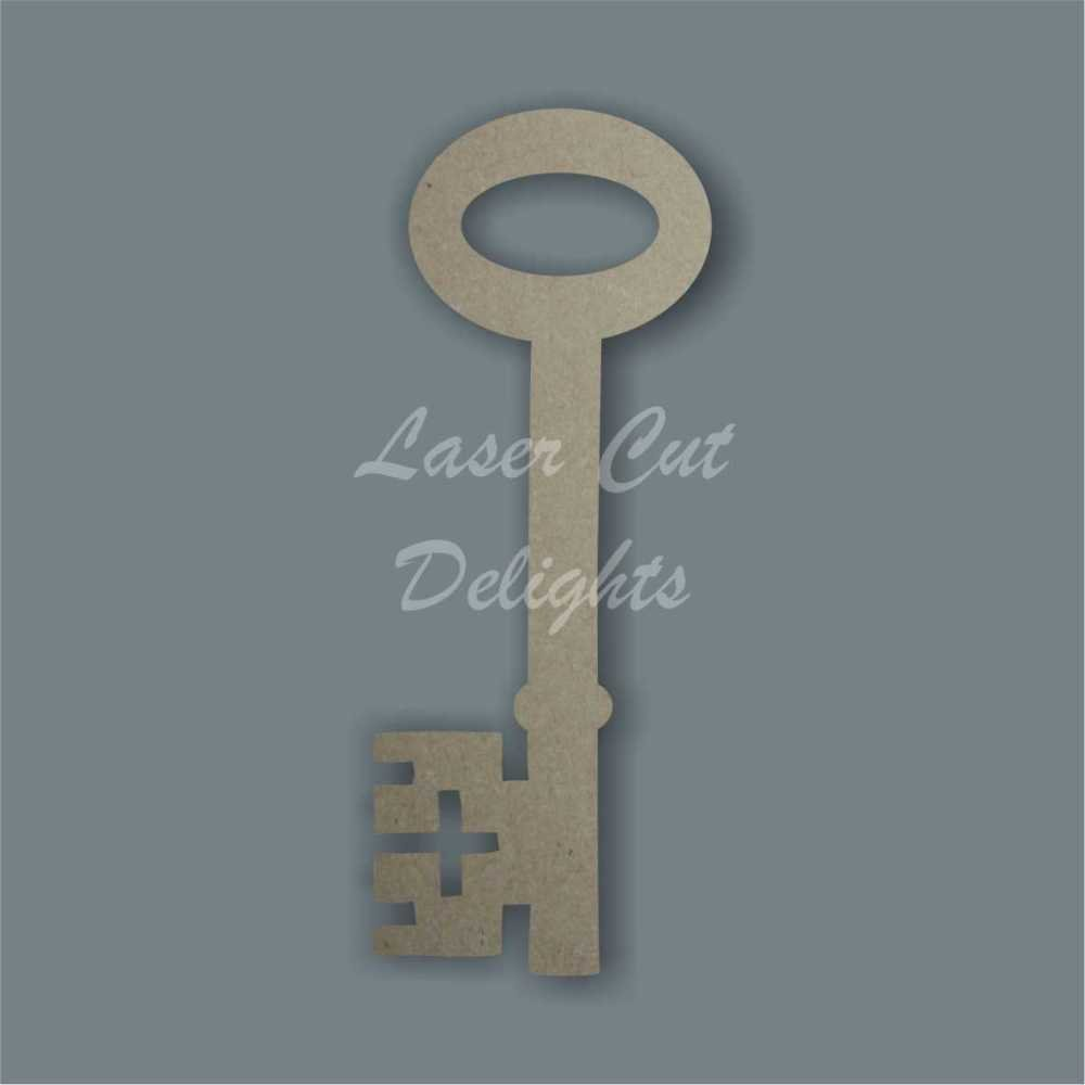 Key / Laser Cut Delights