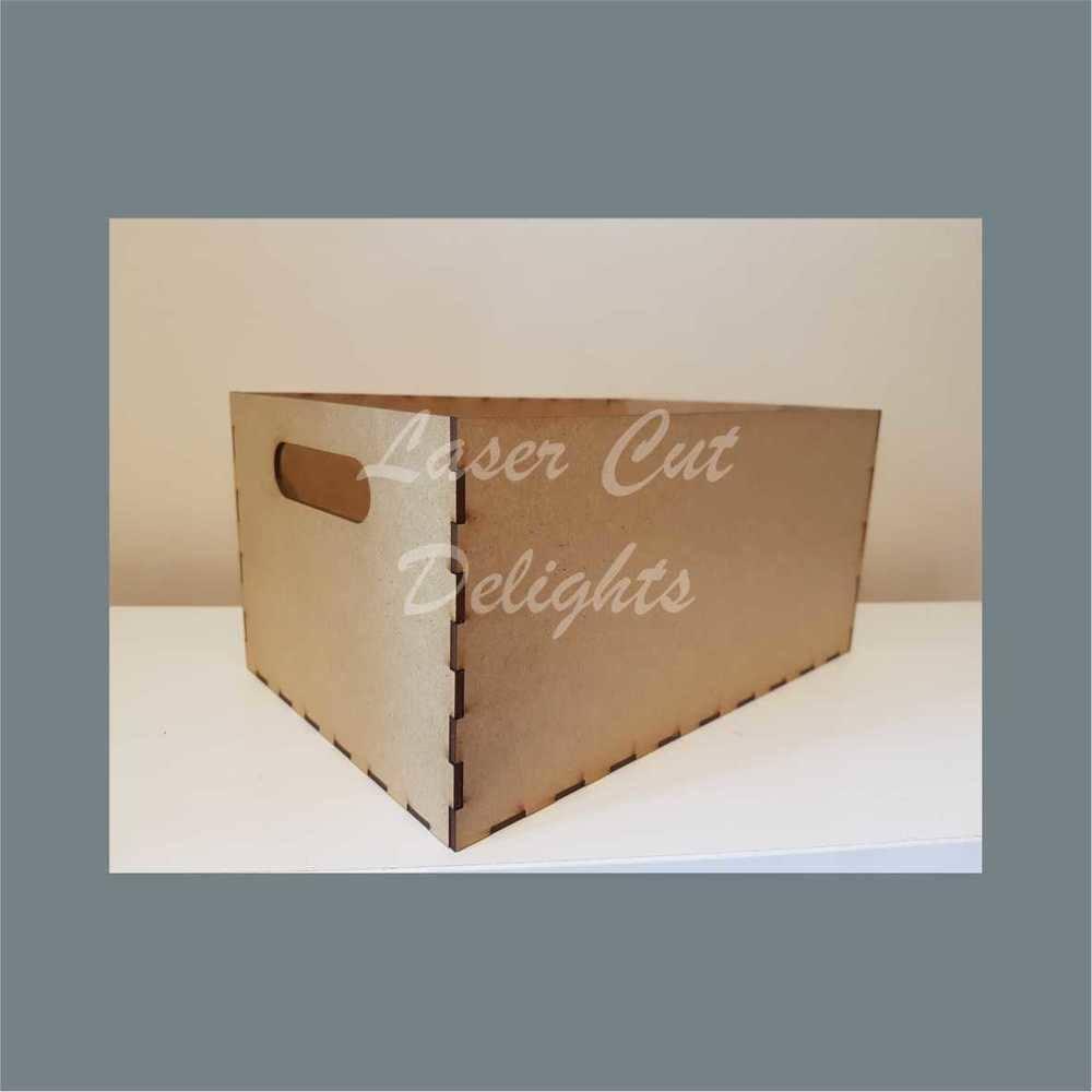 Crates (no lids)