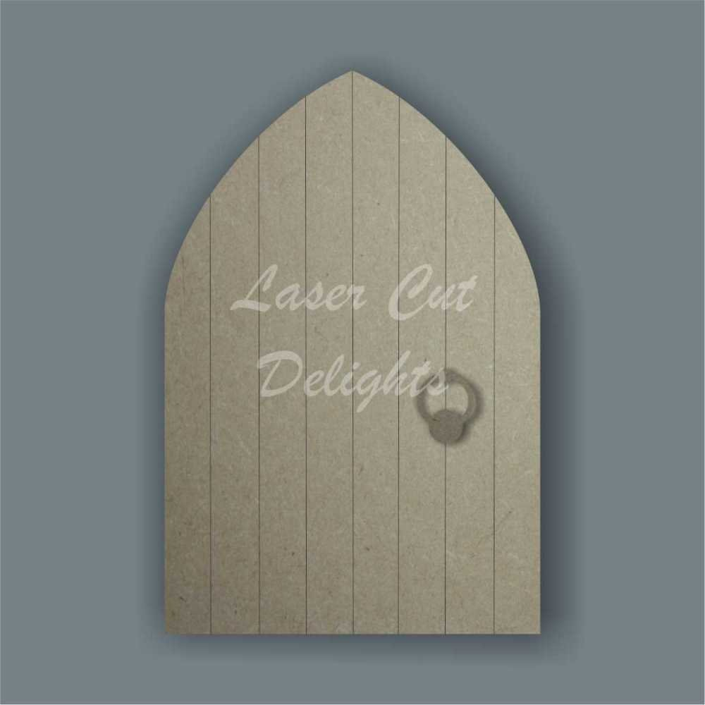 3D Fairy Elf Door Basic 3mm