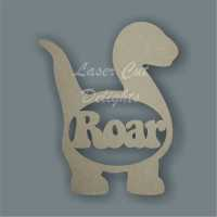 Name in a Dinosaur / Laser Cut Delights