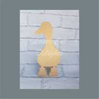 Duck in Boots 18mm Option 2 / Laser Cut Delights