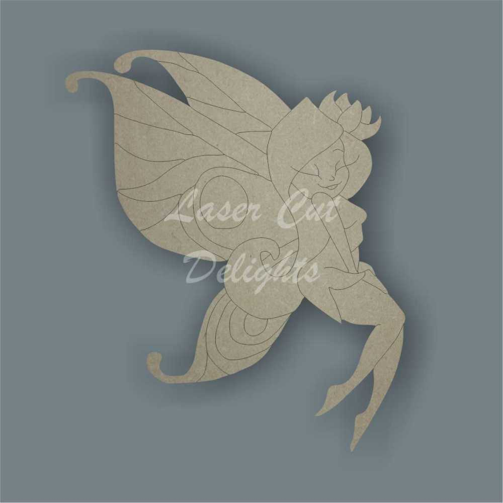 Flirty Fairy / Laser Cut Delights
