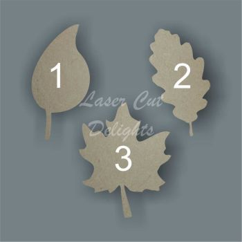 Leaves Leaf / Laser Cut Delights