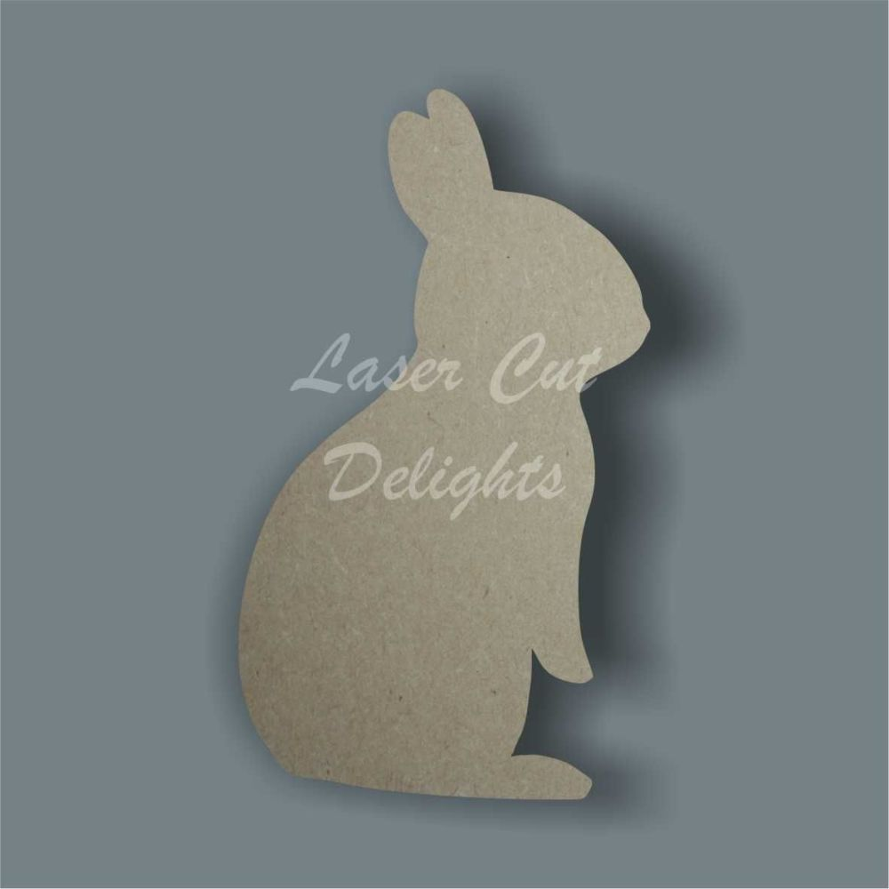 Bunny Rabbit 3mm / Laser Cut Delights