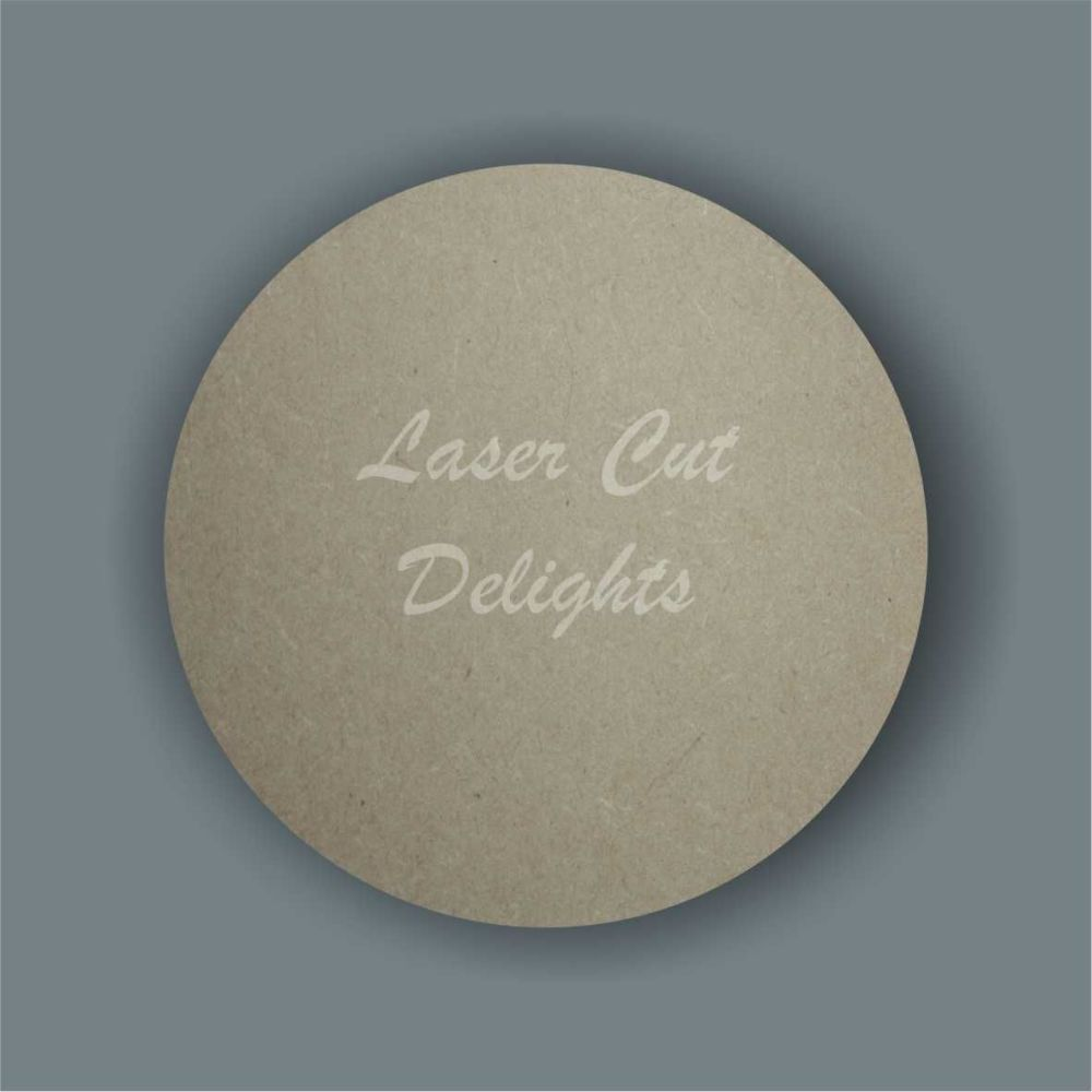 Circle / Laser Cut Delights