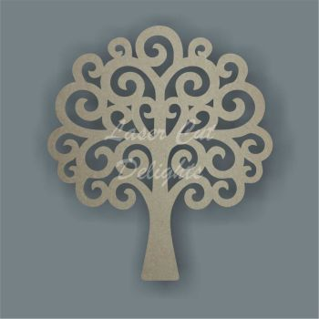 Tree T 2 / Laser Cut Delights