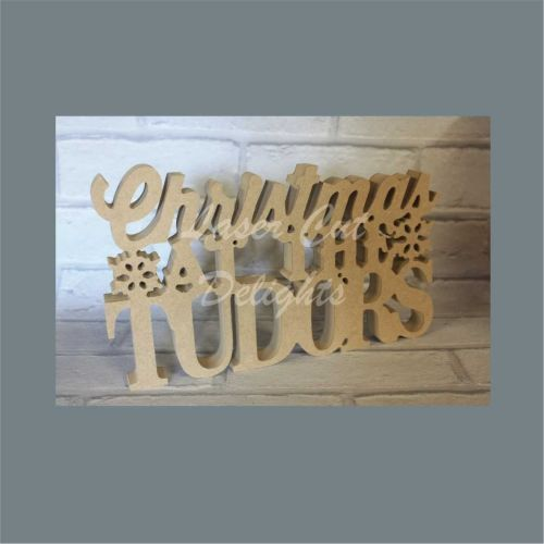 Christmas At The Surname 18mm / Laser Cut Delights