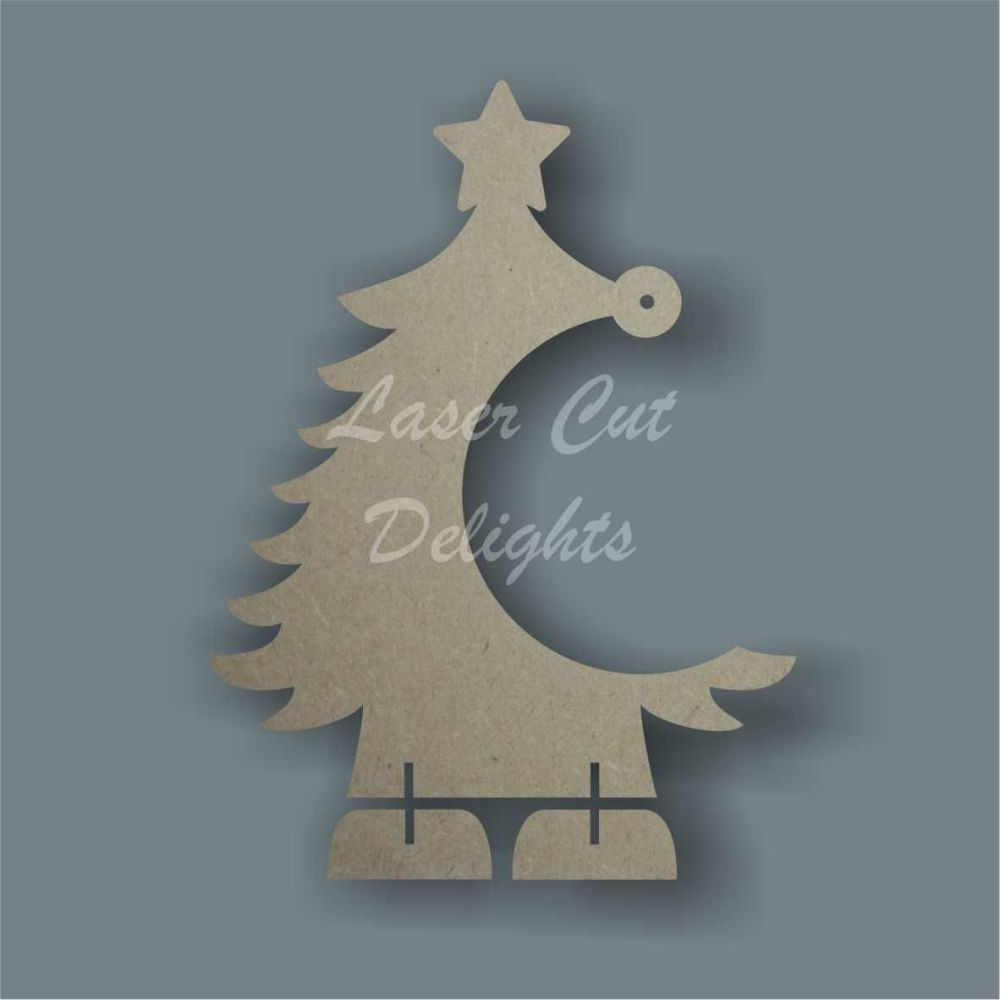 Tree Holder for plastic baubles / Laser Cut Delights