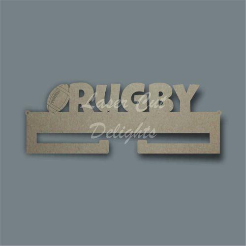 Medal RUGBY Hanger 30cm