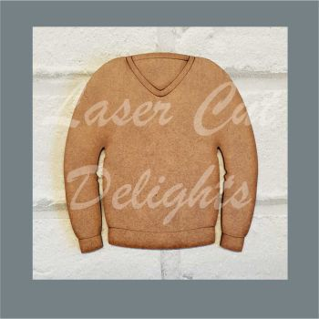 Jumper Bauble basic Male Dad / Laser Cut Delights