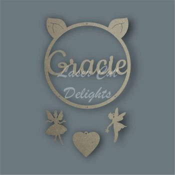 Dream Catcher - Horse or Zebra Personalised / Laser Cut Delights