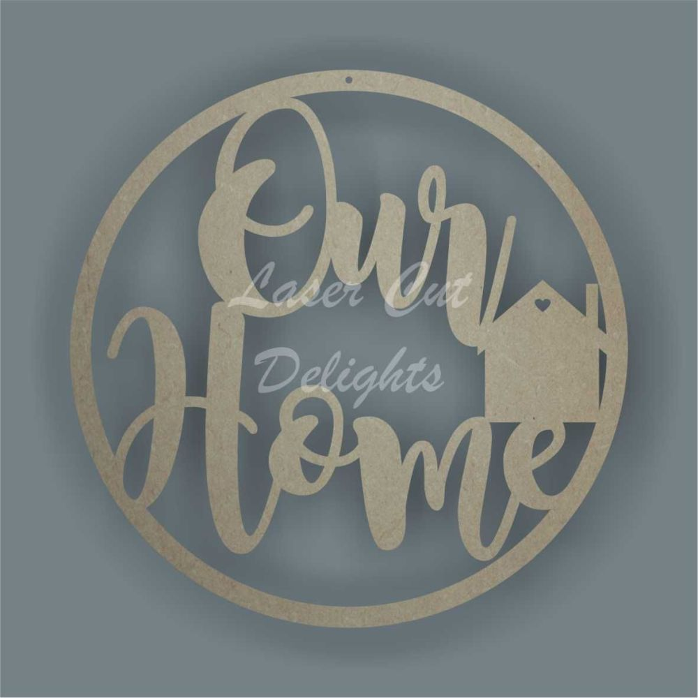 Dream Catcher - Our Home / Laser Cut Delights