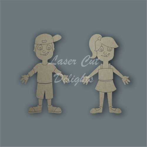 Family Members TEENAGERS / Laser Cut Delights