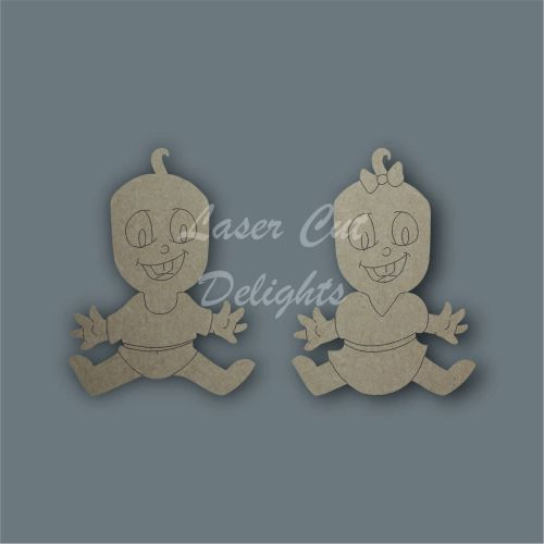 Family Members BABY / Laser Cut Delights