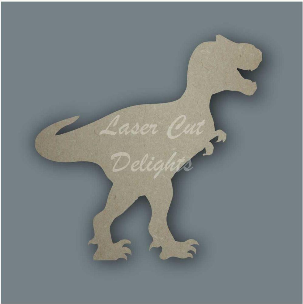 T-Rex Dinosaur / Laser Cut Delights