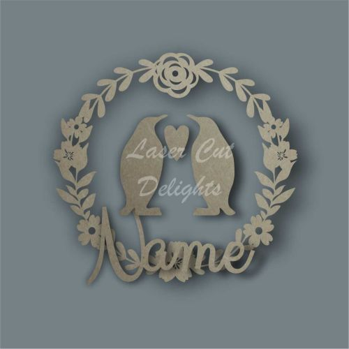 Wreath Flower Elephant NAME