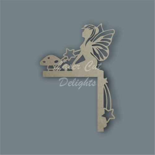 Door Corner Hanger- FAIRY / Laser Cut Delights