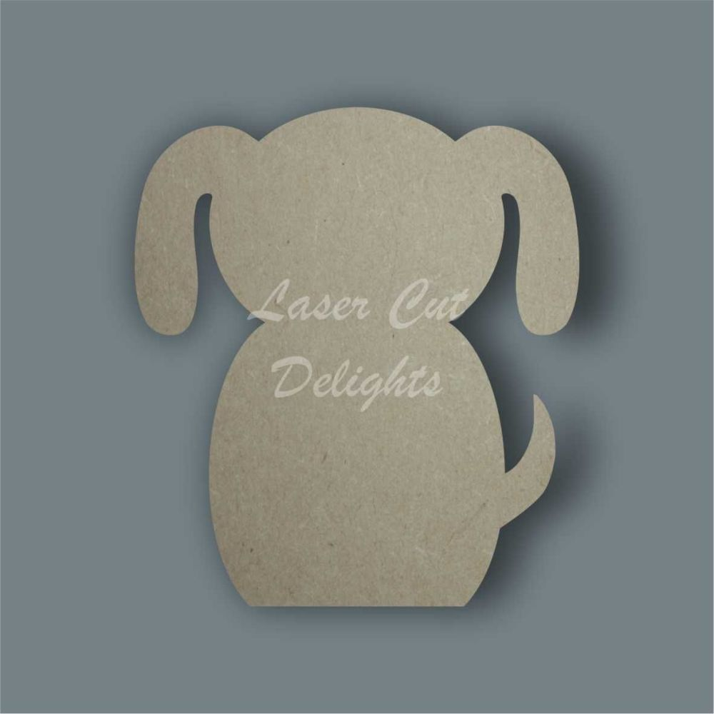 Dog 18mm / Laser Cut Delights