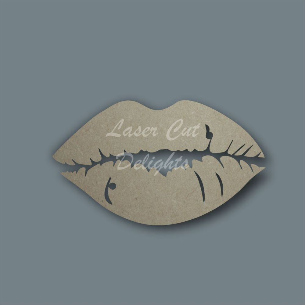 Lips / Laser Cut Delights