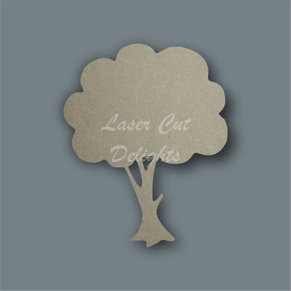 Tree T43 / Laser Cut Delights