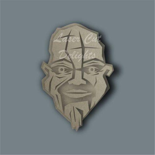 Layered Rock Man / Laser Cut Delights