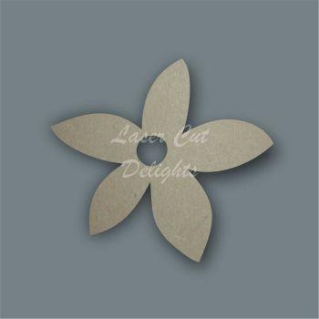 Flower 5 Stencil / Laser Cut Delights